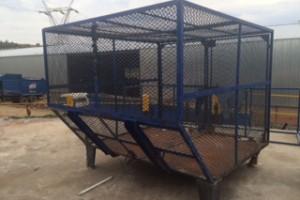 LDV Bakkie Cage